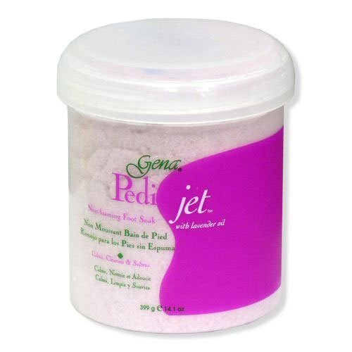 GENA Pedi Jet Non Foaming Foot Soak, 14.1 oz