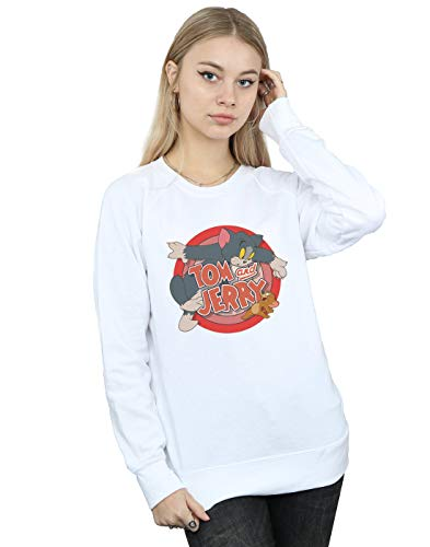 And Catch Camisa De Classic Entrenamiento Blanco Jerry Mujer Tom Afa1aq