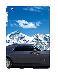 Exultantor Top Quality Case Cover For Ipad 2/3/4 Case With Nice Rolls Royce Phantom Coupe Side View Appearance