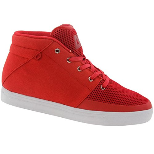 Android Homme Men's Modern Mid (red)-8.0