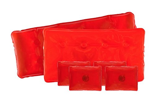 Soma Care Heat Pack, 6 Piece Sport Pack, Heat Therapy ()