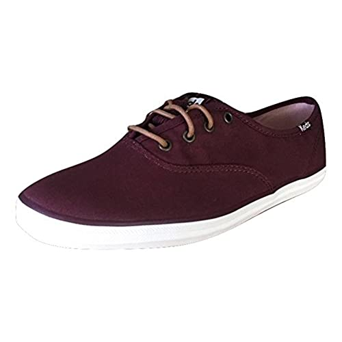a6c4b95a8424f Keds Womens CH Ox Canvas Sneakers Shoes- Burgundy outlet - cohstra.org