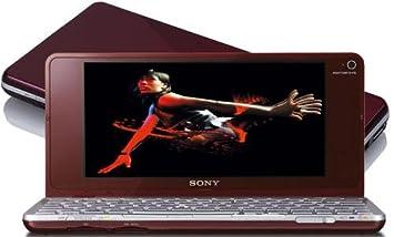 Sony VAIO VGN-P11Z/R ROJO - Ordenador portátil de 8 (
