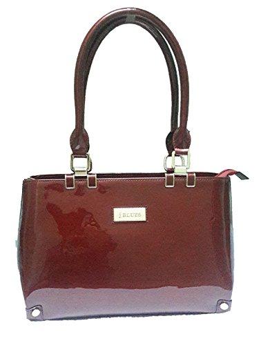 dcb372a48173 J Blues Womens Handbag (Maroon)  Amazon.in  Shoes   Handbags