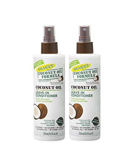 Palmer's Coconut Oil Formula Strengthening Leave-in Conditioner 250ml (PACK OF 2) ()