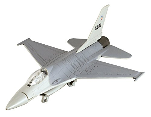Snap Together Model Lockheed F-16 Fighting Falcon