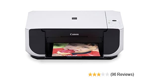 Canon Pixma MP210 Photo All-In-One Inkjet Printer (2175B002)