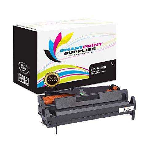 - Smart Print Supplies Compatible 43979001 Drum Unit Replacement for Okidata B410D B410DN B420DN B430DN B440DN, MB460 MB470 MB480 Printers (25,000 Pages)