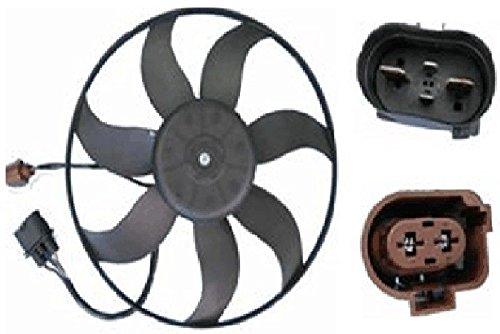 Behr Hella Service 351039191 Blower Radiator/Condenser Fan for Audi/Volkswagen 2005-08