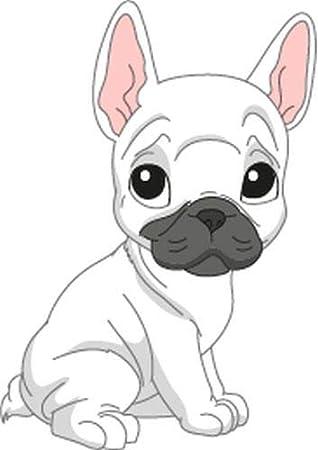 Amazonde Bambinella Bügelbild Aufbügler Hund French Bulldog