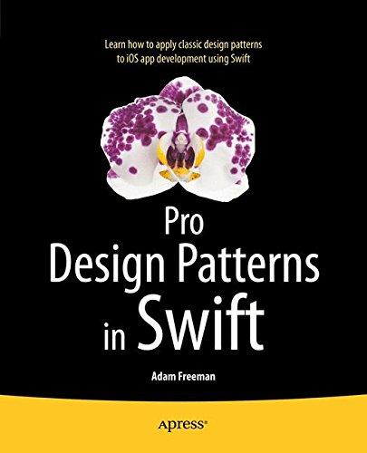 Pro Design Patterns in Swift ISBN-13 9781484203958