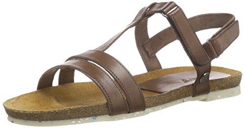 Jonny's Leotie - Sandalias Mujer marrón (Topo)