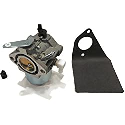 CARBURETOR Carb for Briggs & Stratton Simplicity Snapper 497164 497844 499029 by The ROP Shop