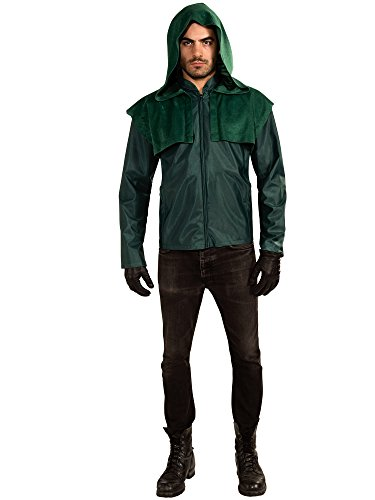 Rubie's Green Arrow Deluxe Adult Costume - Standard (One-Size) 1.2