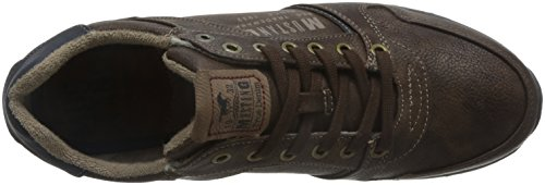 MUSTANG MENS 4095-310-360 VINTAGE CASUAL LACE UP TRAINERS real cheap online qWhZqj0c
