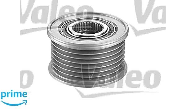 Valeo - Compatible con, alternador embrague polea 2.0 - 3.0l 2005-: Amazon.es: Coche y moto