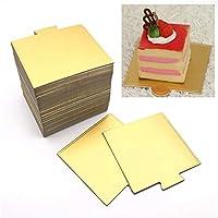 Maywent - 100 piezas de cartón desechable