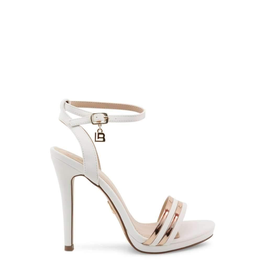Sandali Donna Bianco Bianco Bianco (5466) - Laura Biagiotti d6b868