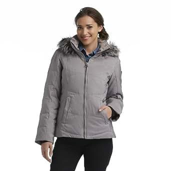 Amazon.com: ZeroXposur Women's Hooded Winter Sports Coat