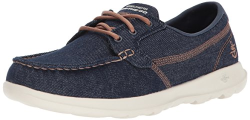 Skechers 15435 Go Walk Light Shore - Denim Denim