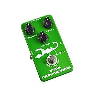 joyo jf 10 dynamic compressor guitar effect pedal musical instruments. Black Bedroom Furniture Sets. Home Design Ideas