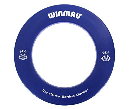 New Winmau Dart Board Surrounds (Blue) by Winmau