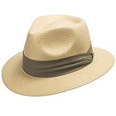 The Monte Cristo is perfect for any occasion and goes with almost any outfit! Classic fedora style with a comfortable sweatband inside. This hat is made to be lightweight and durable from high quality materials and exceptional craftsmanship. ...