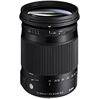 Sigma 18-300mm F3.5-6.3 DC Macro OS HSM ( C ) for Nikon (DX) Cameras - International Version (No Warranty)