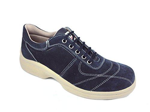 de NEW Chaussures lacets à ville GISAB homme pour Bleu q1Of1wSxE