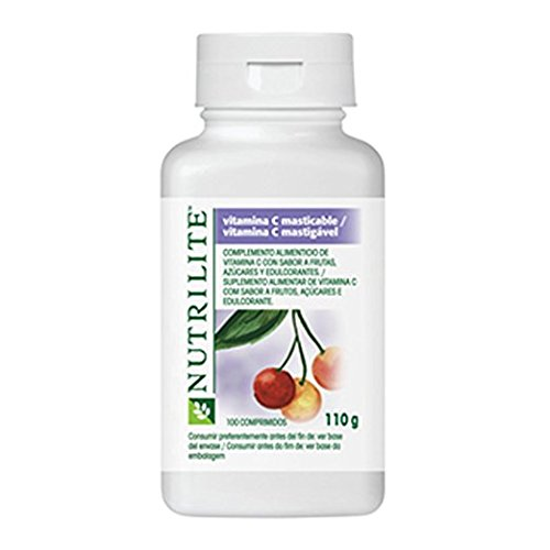 Nutrilite Kids Natural C - Chewables - 180 Count 180 Tablets