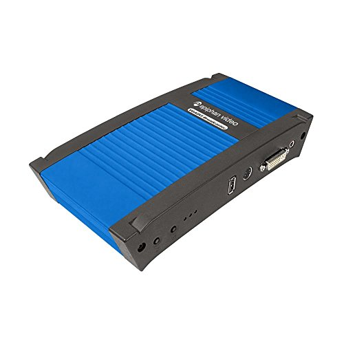 VGADVI Broadcaster - VGA, DVI, HDMI Video Encoder and Streaming Device