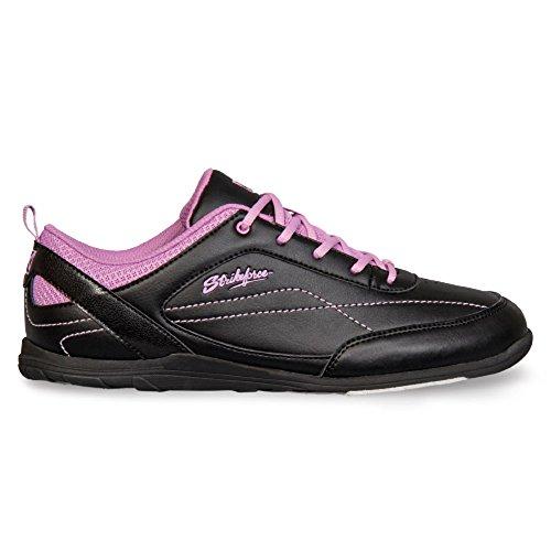 Homme Bowling Gauchers De Pour Chaussures Noir Et Strikeforce Kr rose Droitiers Femme Capri SqYRR6
