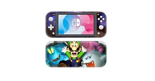 Shoptonskin Luigis Mansion 3 Sticker Stickers Lite Nintendo Switch Lite Skin Vinilo adhesivo para Nintendo Switch Bed: Amazon.es: Videojuegos