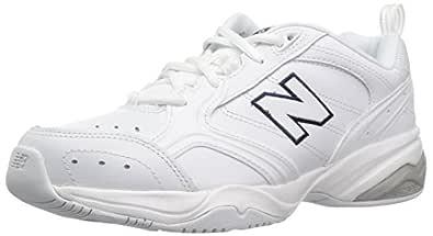 New Balance Womens Wx624v2 White Size: 5