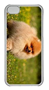 linJUN FENGCustomized iphone 5/5s PC Transparent Case - Fit Dog Cover