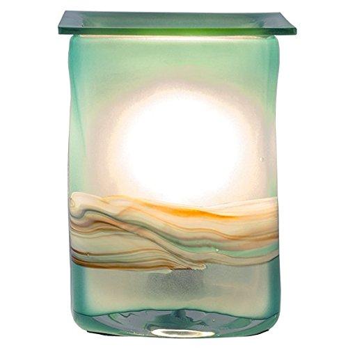 (セントセーショナルズ)ScentSationals ワックスウォーマー 手作りアートガラス エアフレッシュナー 43188-287492 B01N7KOKKZ Allure