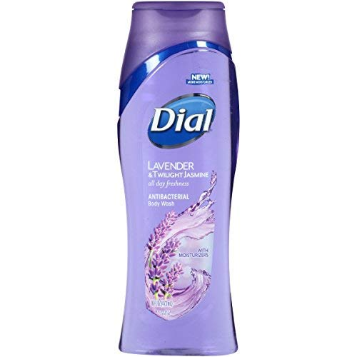 Dial Lavender Oatmeal Body Wash (Pack of 24)