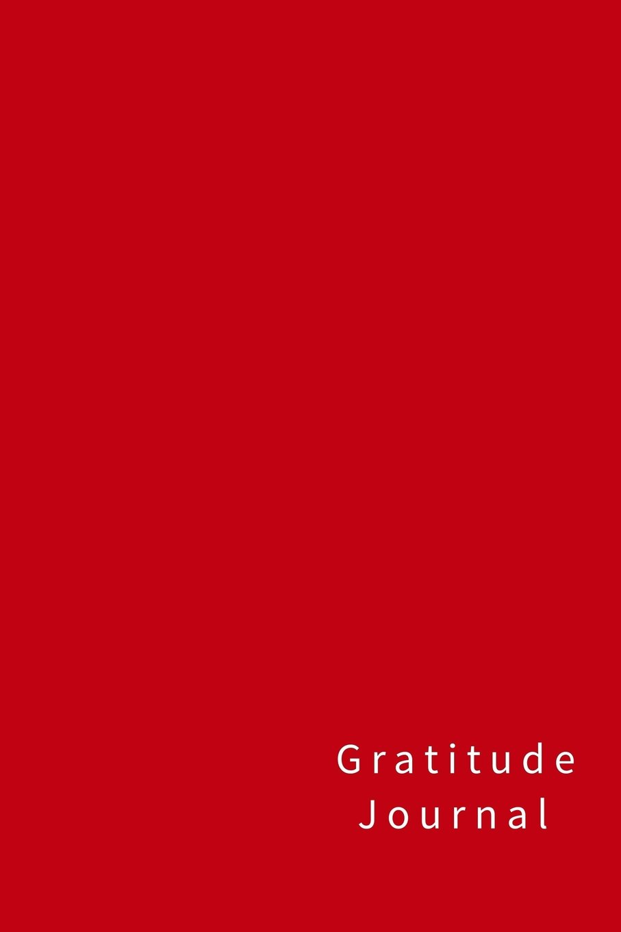 Read Online Gratitude Journal: 110 pages and Softcover(Light Blue) ebook