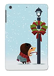 Hot Snap-on Boy With Tongue Stuck To The Pole Hard Cover Case/ Protective Case For Ipad Mini/mini 2