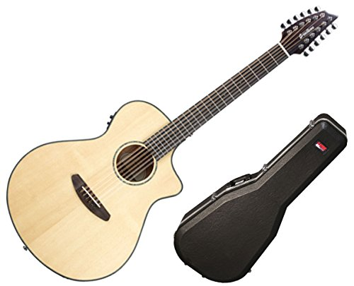 Breedlove Pursuit 12-String Guitar w/Hard-Shell Case (Breedlove 12 String)
