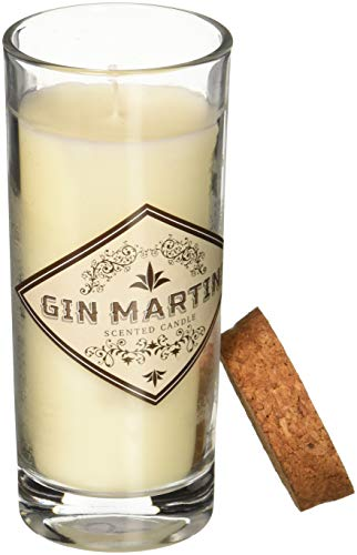 DecoGlow CDL5490 Candle, Cocktail Lounge Gin Martini, Large ()