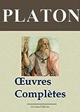Platon : Oeuvres complètes - Les 43 titres (Nouvelle édition enrichie) (French Edition)