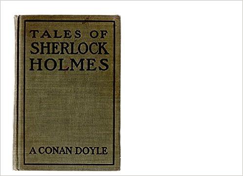 Tales of Sherlock Holmes.