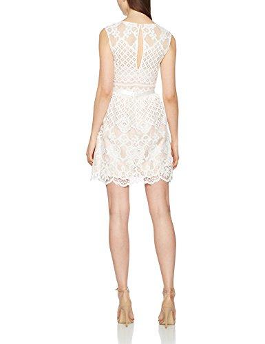 Damen Partykleid Partykleid Weiß Partykleid Laona White Laona White Damen Weiß Damen Weiß Laona 5twf0OqE