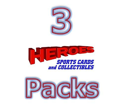 Three(3) 2019 Panini Donruss Diamond Kings Baseball Hobby 8 Card PACK (Sealed)