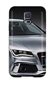 Galaxy S5 Case, Premium Protective Case With Awesome Look - Audi Rs7
