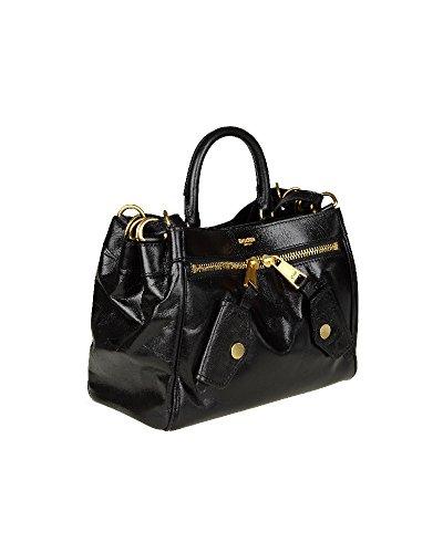 A74638005555 Woman Moschino Black Handbag Leather xzA0SCBnqw