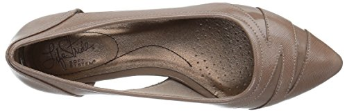 Puntiagudos de Quizzical LifeStride Diseño hongo para Planos Mujer Zapatos RR4qZH