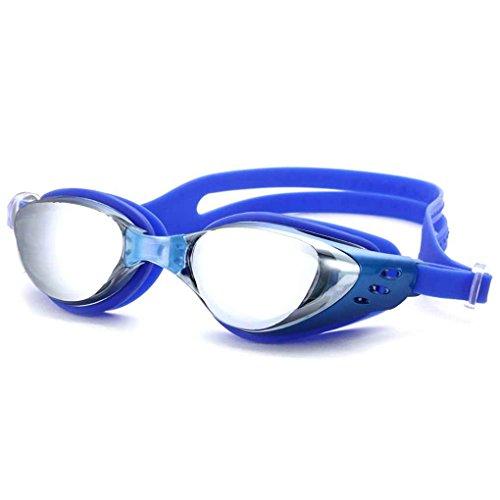 Lunettes Lens anti de Femmes protection unisexe Hommes Lunettes foncé natation Fog étanche Lunettes de bleu lidahaotin plage natation Outdoor UV aSOCC