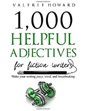 Helpful Adjectives for Fiction Writers